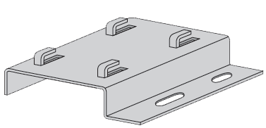 Wire Basket Lighting Bracket [EGL-HLT]