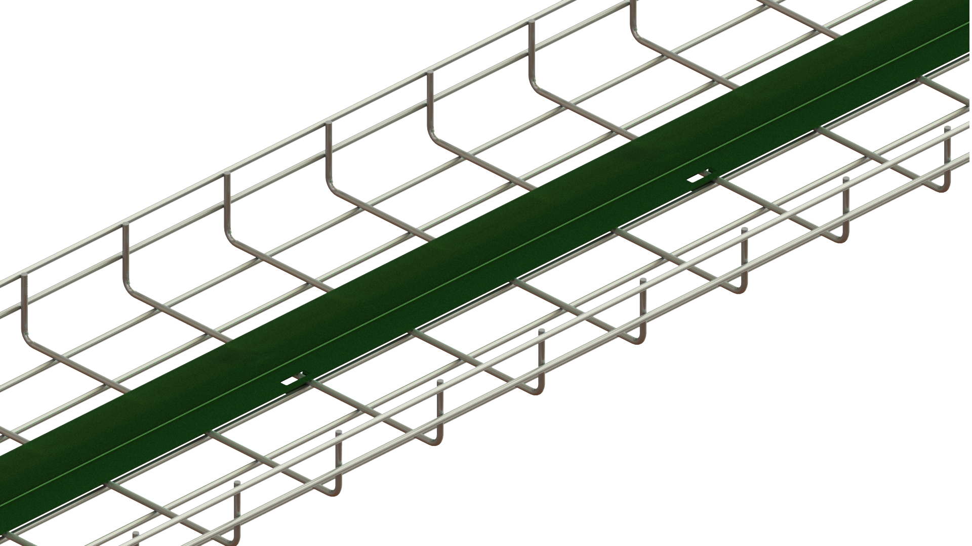 Wire Basket Tray Divider